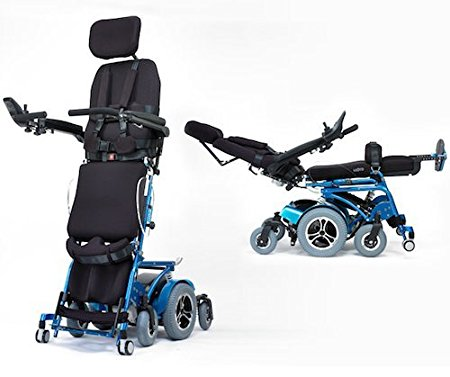 40d9686c125d Wheelchair88 DRACO Power Standing Wheelchair | Mobility Shop