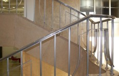 zimmer frames and stairs