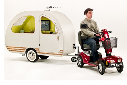 Mobility Scooter Trailers - Now Carry More | Mobility Right