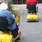 Mobility scooter legal restrictions
